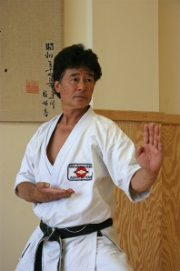 Sensei Takahashi - Shotokan Karate- NY