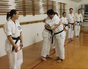 Takahashi Karate Black Belt Promotion