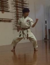 Michiyo Suzuki- Shodan