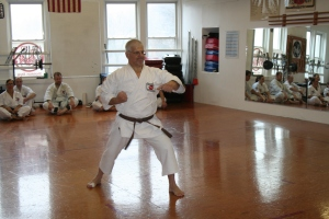 Brown Belt Promotion - Takahashi Karate Dojo-Rocco Cappocia